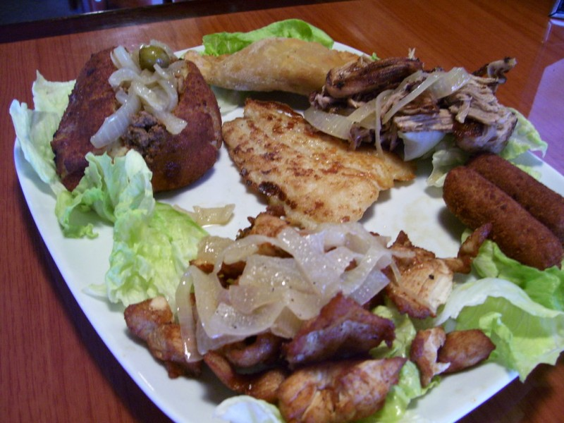 Try palomilla s grill house for authentic cuban cuisine for Authentic cuban cuisine