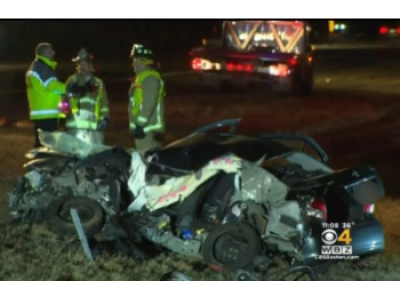 Fatal Route 495 Crash: 1 Killed, 2 Hurt