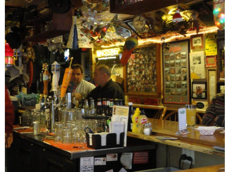 Close Quarters Ranked as One of World's Smallest Bars ...