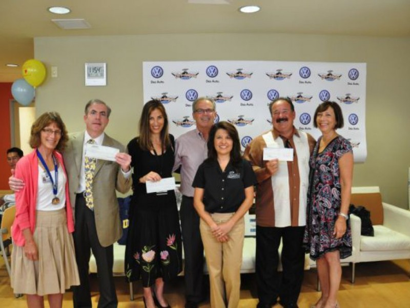 UCLA Blood Center Receives $45K Gift for Mobile Donations ...