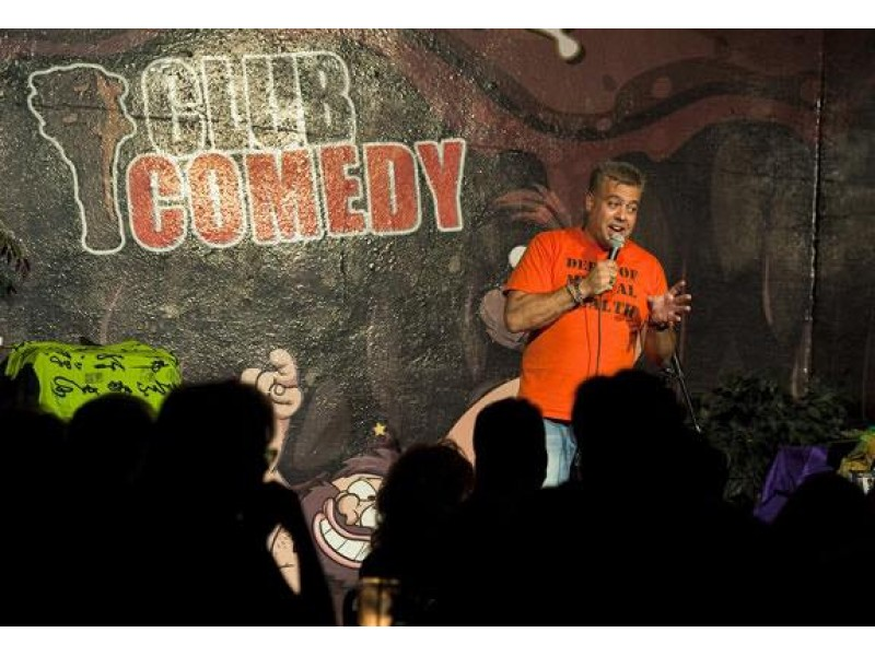comedy club naugatuck
