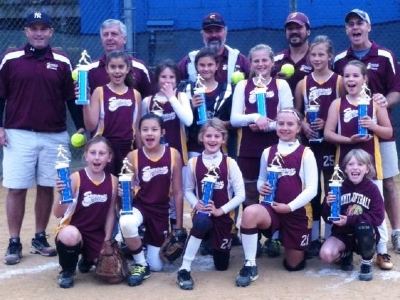 girls fastpitch softball travel team tournaments