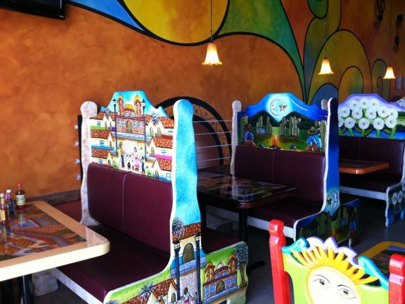 La Herradura Restaurant Hartland Mi