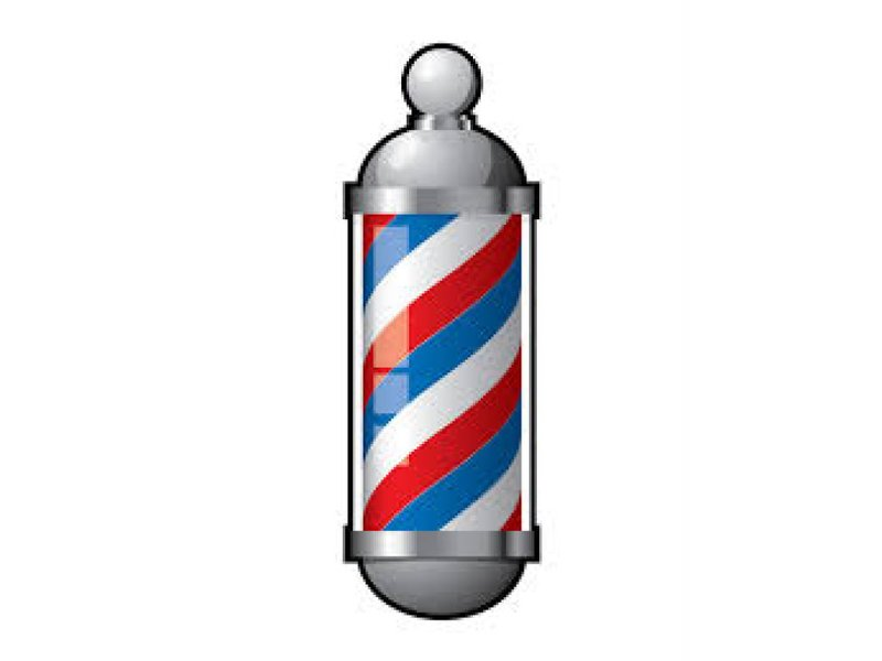 Barber Clippers Logo Barber 39 s Dirty Clippers
