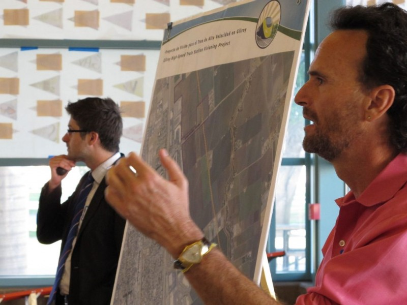 Gilroy Maps Vision For High Speed Future Patch