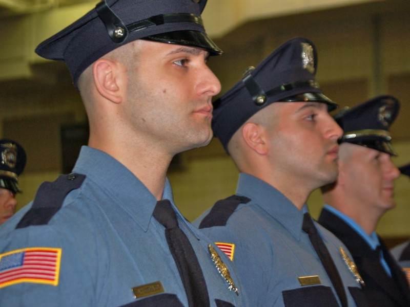 middlesex  monmouth corrections officers graduate from