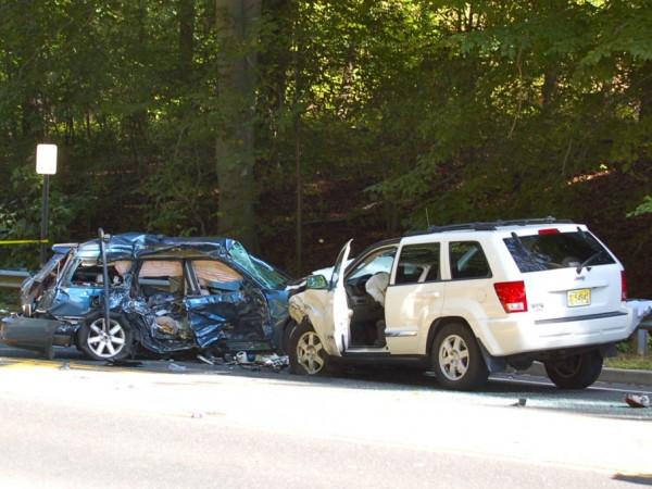 Car accident rumson patch