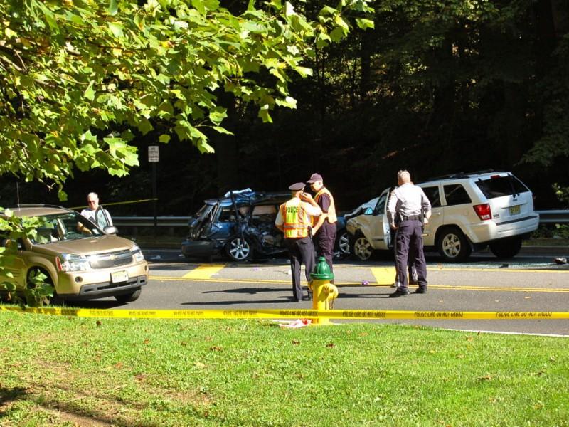 One flown to hospital after Rumson crash NJcom