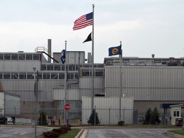 Faurecia Announces Purchase Of Saline Ford Plant Saline