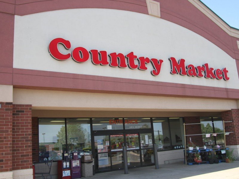 Saline Shoppers Unhappy About Losing Country Market Patch