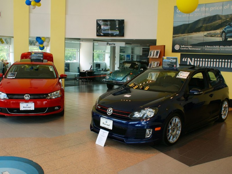 Bugs Rabbits And A Few Audis Too At Vw Show Vernon