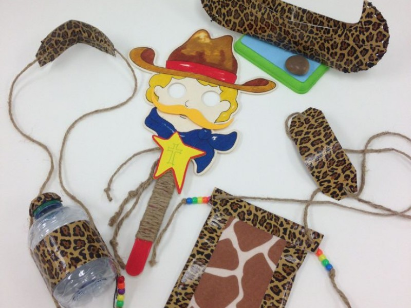 Get Ready For Summer Camp Arts And Crafts