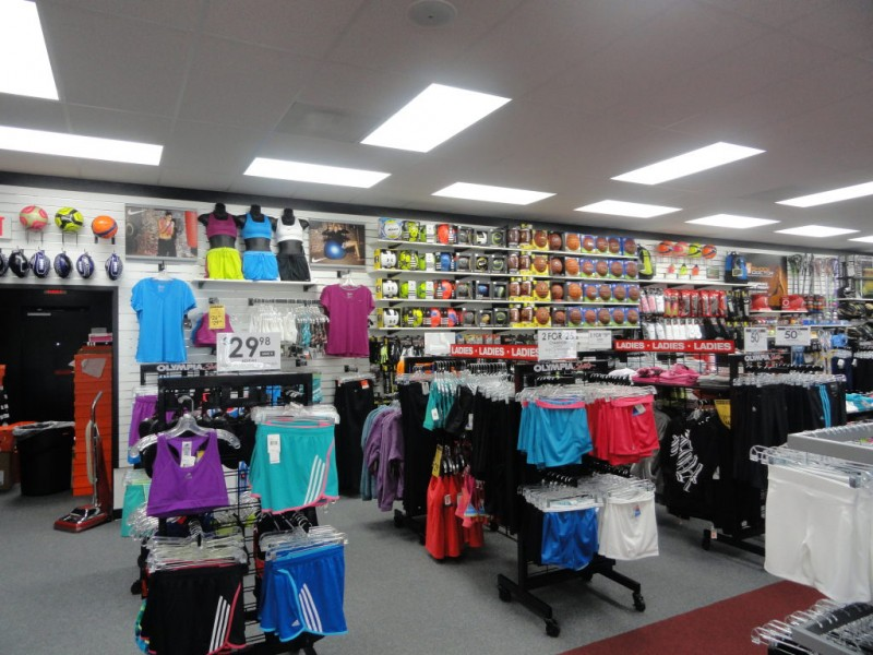 Olympia Sports offers a premium athletic specialty brand assortment, superior customer service and convenient Jump to. Sections of this page. Olympia Sports (Maine Coast Mall) Sporting Goods Store in Ellsworth, Maine. Community See All. 10 people like this. 10 people follow this.