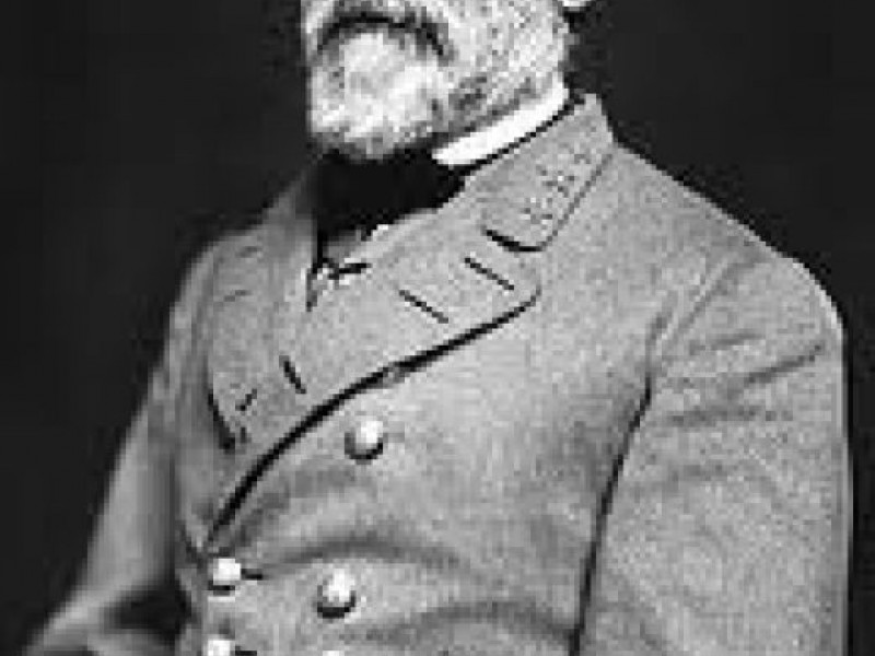 a biography of robert e lee a general of the confederate army