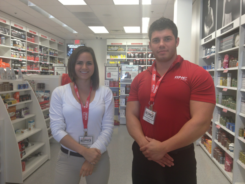 gnc finds healthy fit in newtown