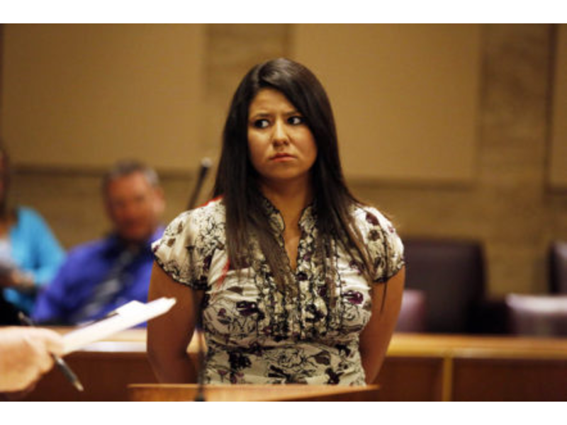 Carly Rousso Receives 5 Year Sentence For Dui Death Of 5