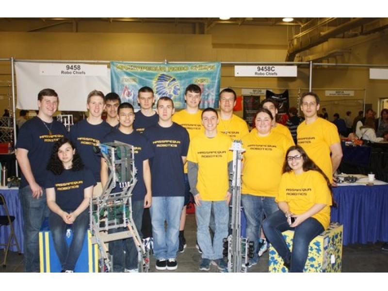 Massapequa Robotics Team Among Best In The World Massapequa NY Patch