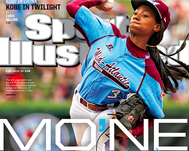 Philadelphia Little Leaguer Makes Cover of SI