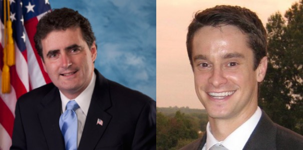 Fitzpatrick, Strouse to Debate at Bucks County Community College