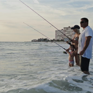 Gulfport sports gulfport fl patch for Free fishing license florida