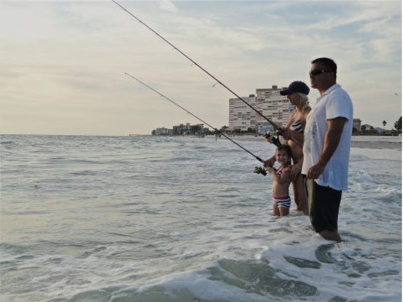 Saltwater license free fishing day is sunday st pete for Florida non resident saltwater fishing license
