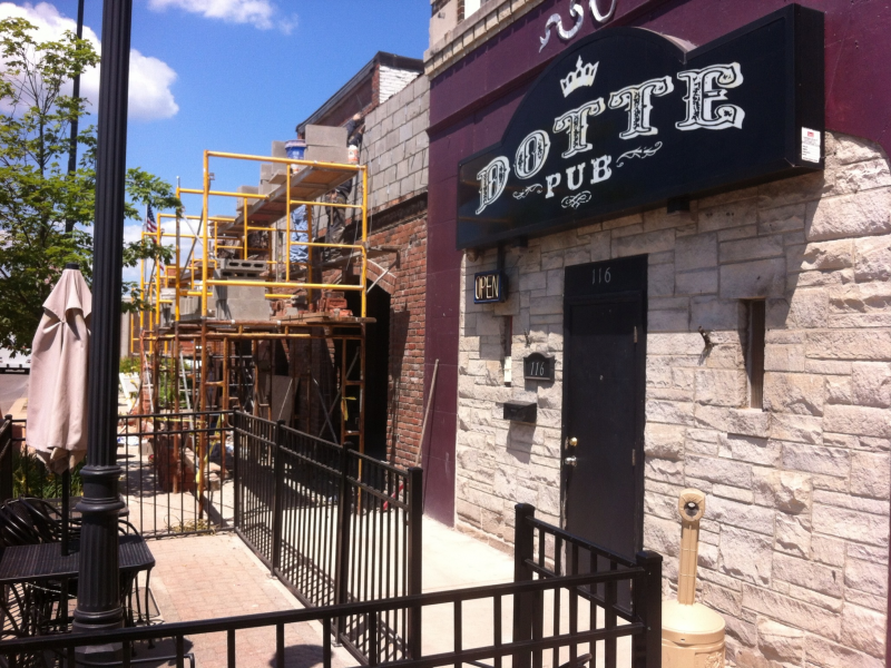 Rumors Bar And Grill >> New Bar to Open Next Door to Dotte Pub in Wyandotte ...