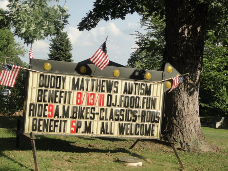 Riding in Memory of Buddy | Sewickley, PA Patch