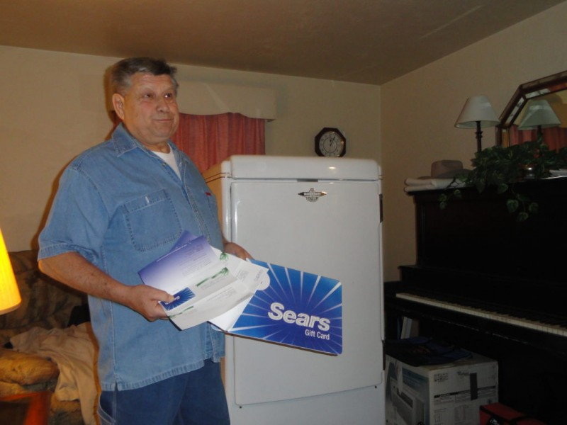 Look Baldwin Man Has State S Oldest Fridge Baldwin