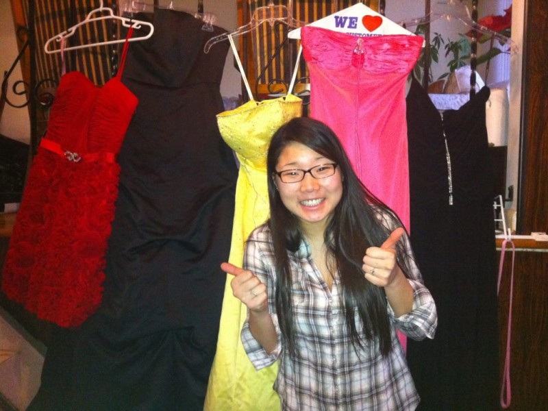 Prom Dresses For 10 One Cinnaminson Teen Is Making It
