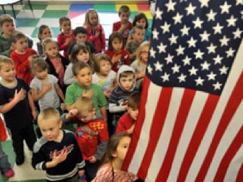 Should Students Recite The Pledge Of Allegiance Hatboro