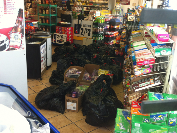 Police 4 arrests 300k worth of synthetic drugs seized in sweep clearwater fl patch - Start convenience store countryside ...