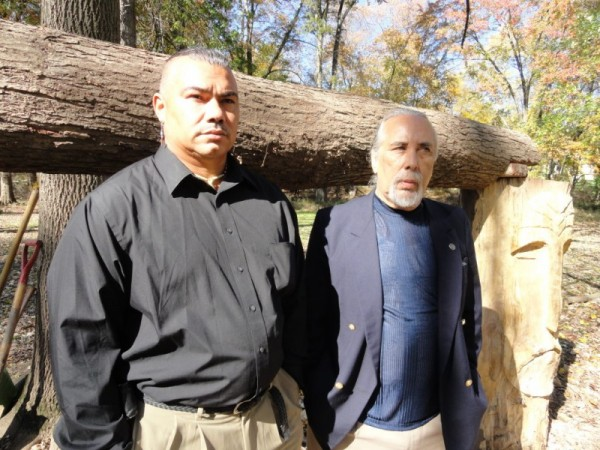 Ramapough Lenape Tribe Chief Honored For Spearheading