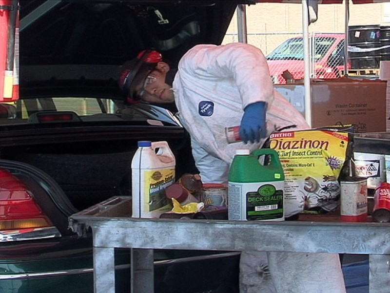 Household Hazardous Waste Drop Off Day For Granby Announced