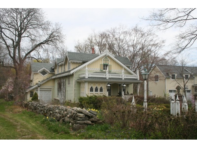 Homes For Sale On Ponus Ridge New Canaan