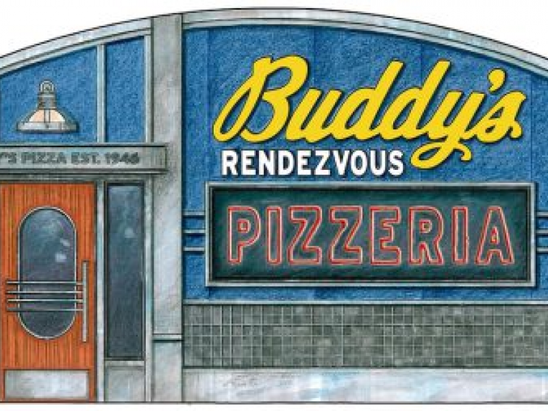 Buddy 39 s pizza to open new location in november patch for Door 2 door pizza hayes