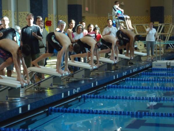 Middle Schools Compete In Swim Championships Arlington Va Patch