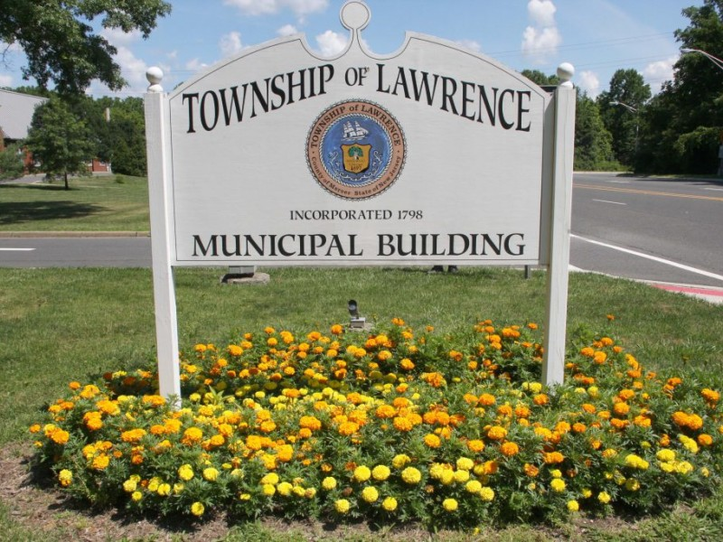 Lawrence Township New Jersey Municipal Building