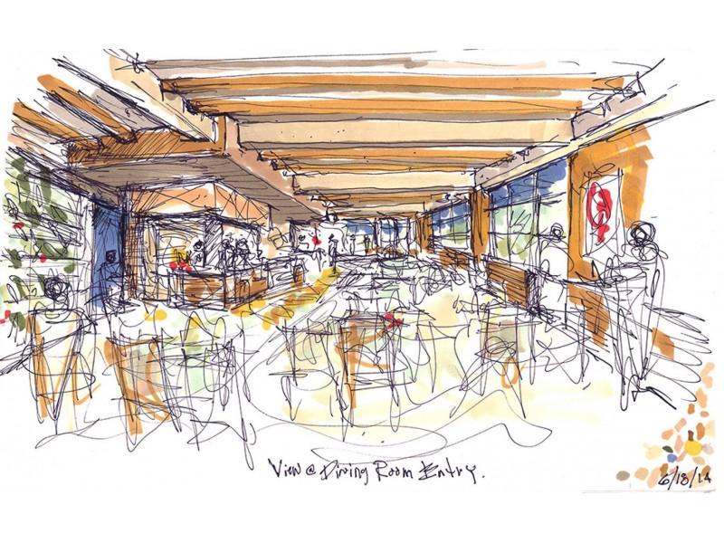 New Restaurant Set to Open in Burlington in April