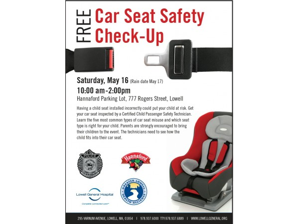 Fire Department Check Car Seat