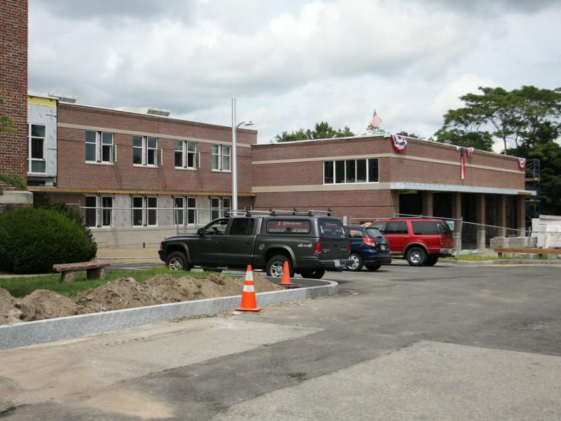 New Fire Department Ribbon Cutting Open House Dec 13