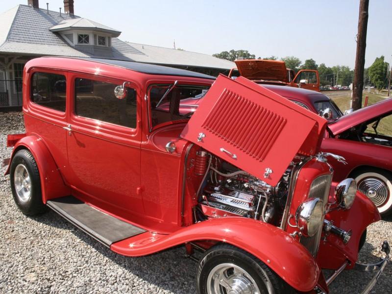 Norcross Classic Car Show