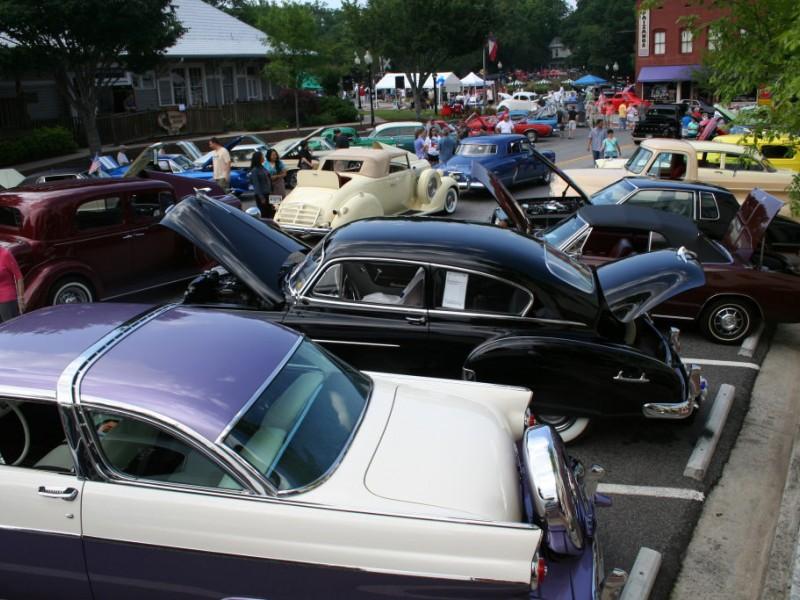 Norcross Ga Car Show