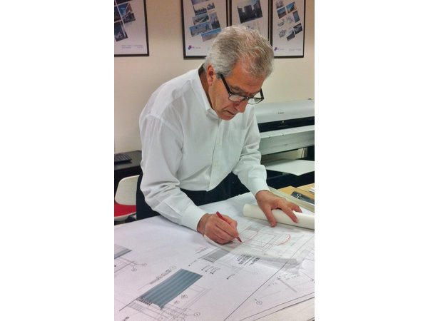 Natick Architect Davood Shahin Marks 35th Year in Practice ...