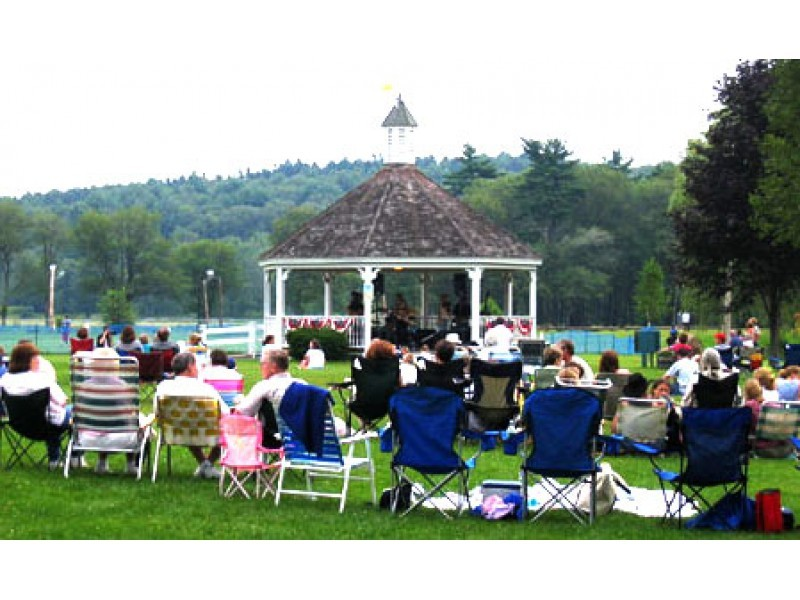 Patton Park Concerts Kick Off This Weekend