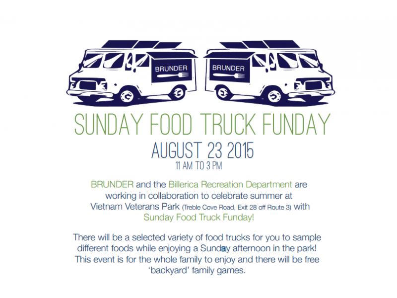 Billerica Food Truck Festival