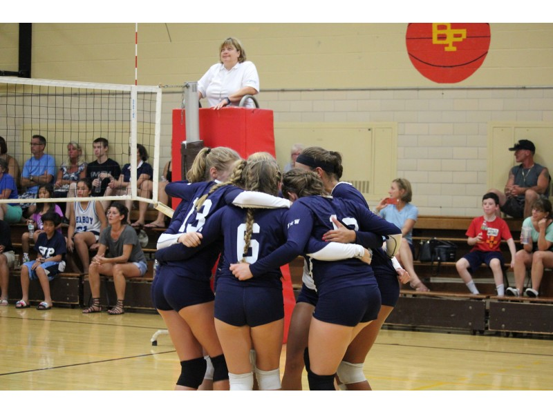 Hamilton-Wenham Volleyball Drops First Match of the Season ...