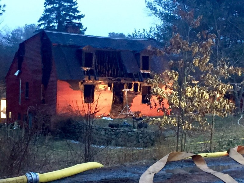 Two Dead in Overnight Fire in Groton
