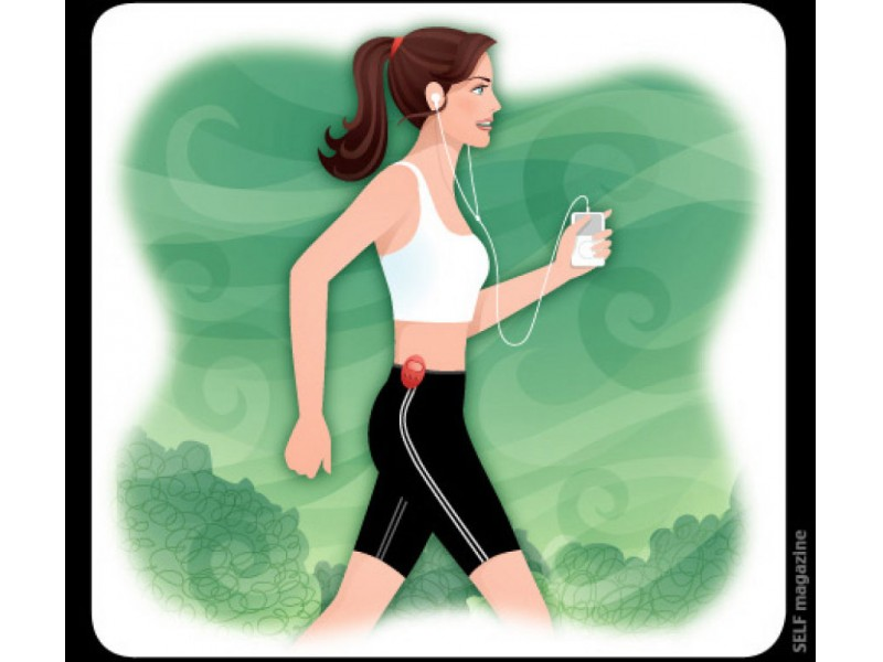 The Pedometer Challenge- How many steps do you walk in a day ...