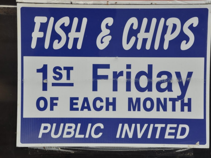 Vfw post 189 fish fry patch for Vfw fish fry