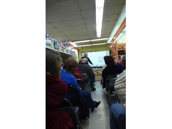 Free Garden Seminars At Burke Nursery Garden Centre